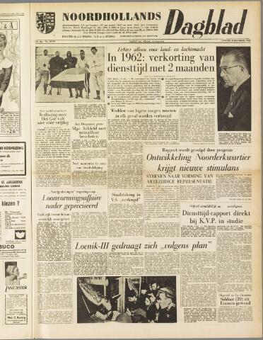 Noordhollands Dagblad : dagblad voor Alkmaar en omgeving 1959-10-06