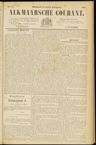 Alkmaarsche Courant 1899-10-06