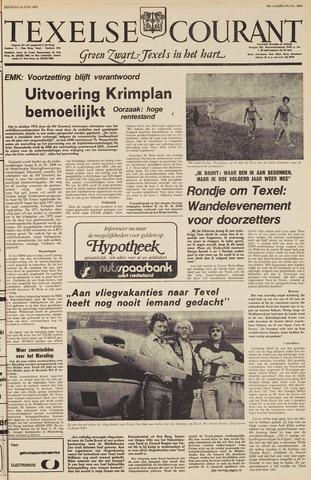Texelsche Courant 1975-06-24
