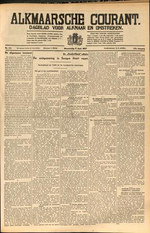 Alkmaarsche Courant 1937-06-02