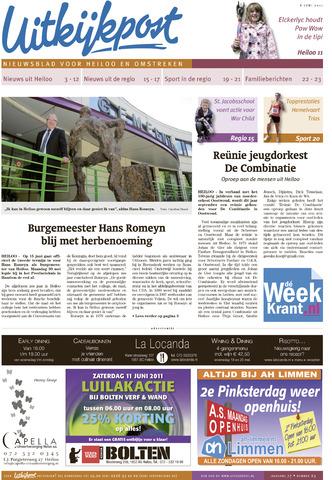 Uitkijkpost : nieuwsblad voor Heiloo e.o. 2011-06-08