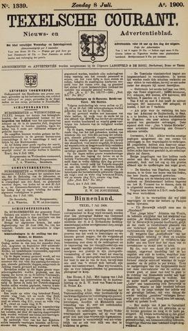 Texelsche Courant 1900-07-08