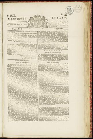 Alkmaarsche Courant 1852-09-13