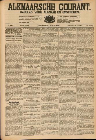 Alkmaarsche Courant 1930-06-19