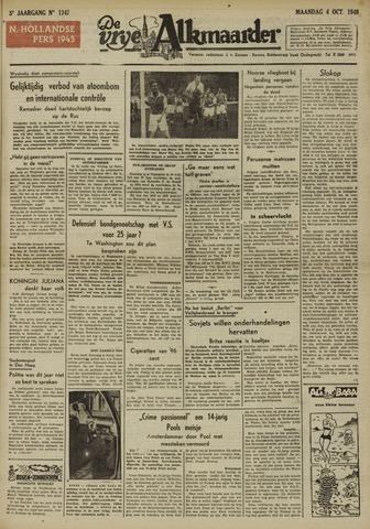 De Vrije Alkmaarder 1948-10-04