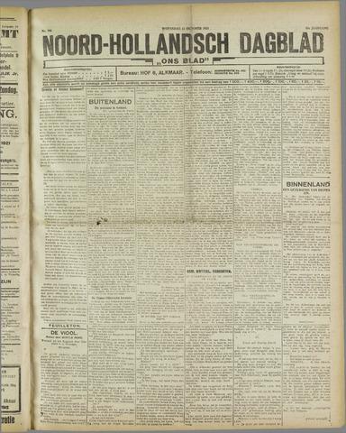 Ons Blad : katholiek nieuwsblad voor N-H 1921-10-12