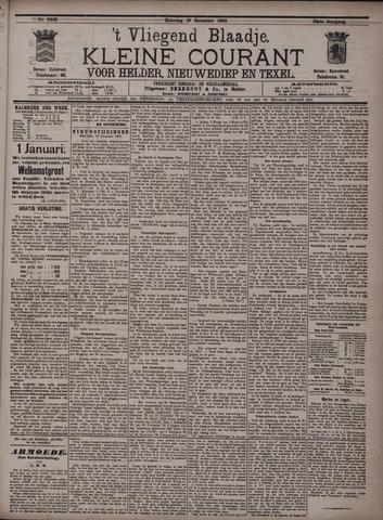 Vliegend blaadje : nieuws- en advertentiebode voor Den Helder 1896-12-19