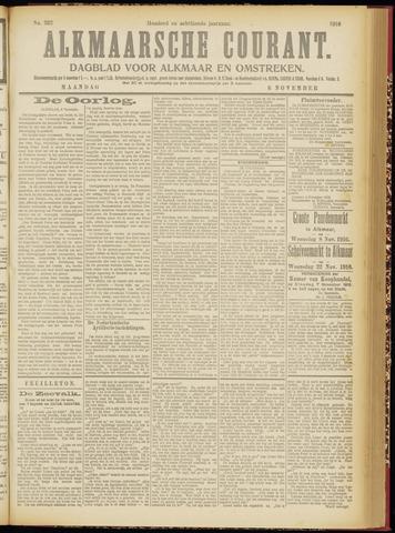 Alkmaarsche Courant 1916-11-06
