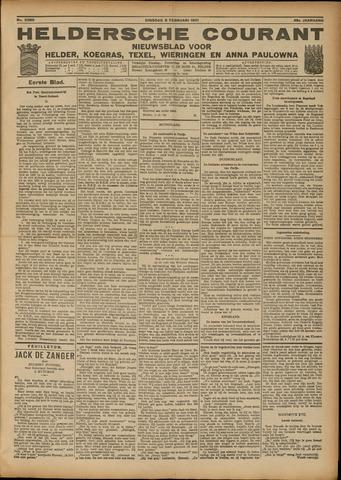 Heldersche Courant 1921-02-08