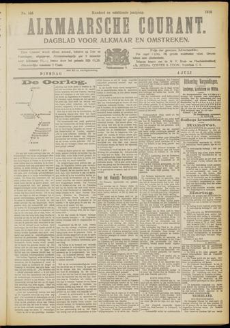 Alkmaarsche Courant 1916-07-04