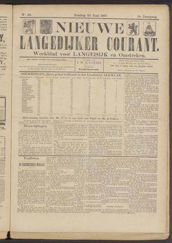 Nieuwe Langedijker Courant 1897-06-20