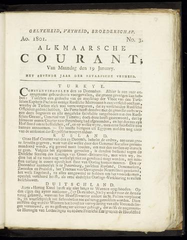 Alkmaarsche Courant 1801-01-19