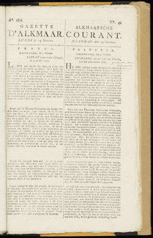 Alkmaarsche Courant 1811-10-14