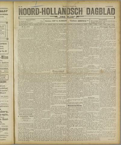 Ons Blad : katholiek nieuwsblad voor N-H 1921-03-21