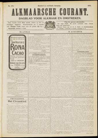 Alkmaarsche Courant 1912-08-26