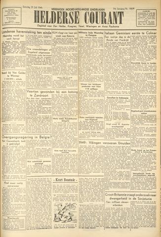 Heldersche Courant 1949-07-23