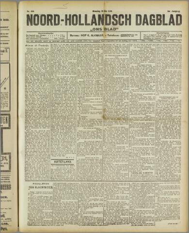 Ons Blad : katholiek nieuwsblad voor N-H 1922-05-22