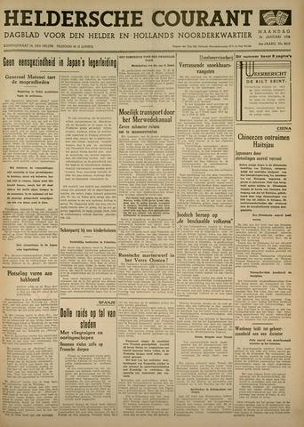 Heldersche Courant 1938-01-24