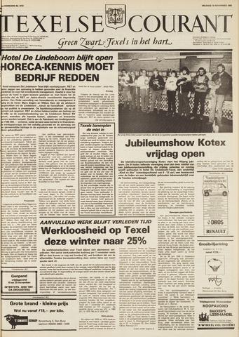 Texelsche Courant 1982-11-19