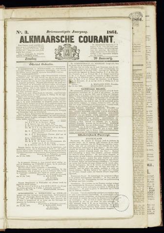 Alkmaarsche Courant 1861-01-20