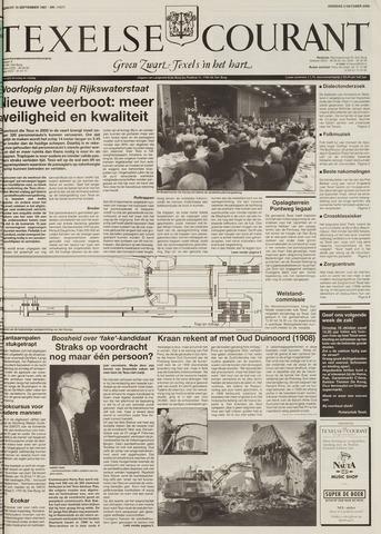 Texelsche Courant 2000-10-03
