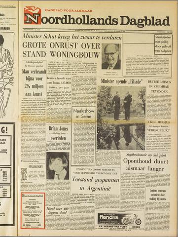 Noordhollands Dagblad : dagblad voor Alkmaar en omgeving 1969-07-03