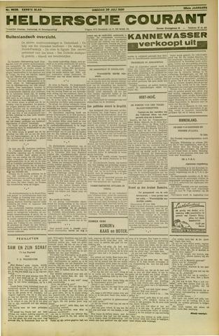 Heldersche Courant 1930-07-29