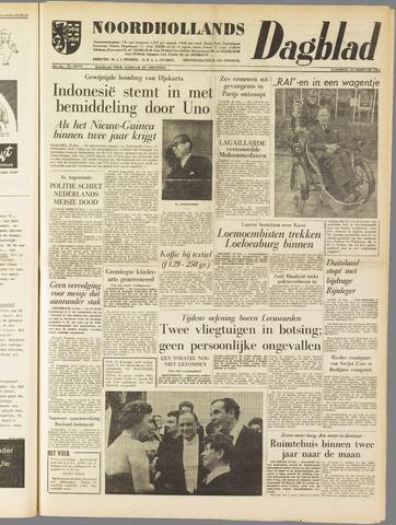 Noordhollands Dagblad : dagblad voor Alkmaar en omgeving 1961-02-25