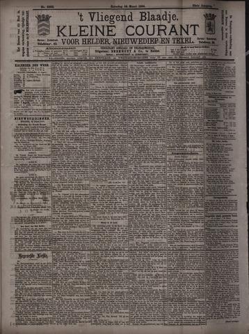 Vliegend blaadje : nieuws- en advertentiebode voor Den Helder 1894-03-24