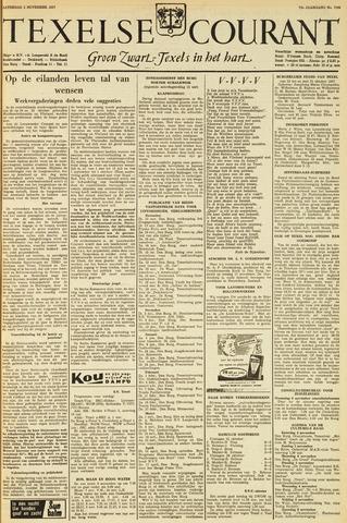 Texelsche Courant 1957-11-02
