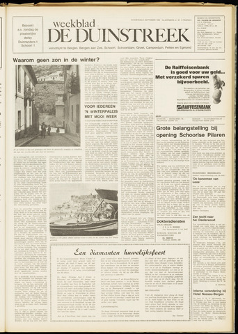 De Duinstreek 1968-09-05