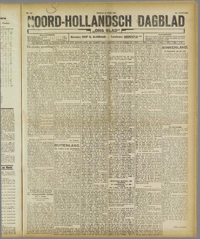 Ons Blad : katholiek nieuwsblad voor N-H 1921-04-22