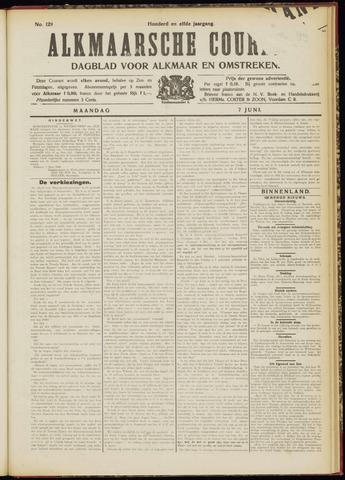 Alkmaarsche Courant 1909-06-07