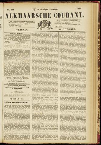 Alkmaarsche Courant 1883-10-19