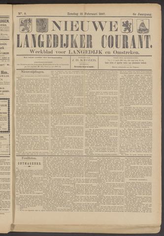 Nieuwe Langedijker Courant 1897-02-21