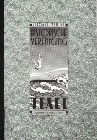 Uitgave Historische Vereniging Texel 1987-03-01
