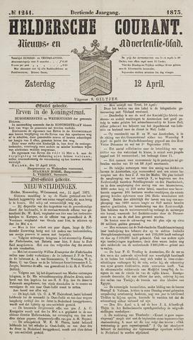 Heldersche Courant 1873-04-12
