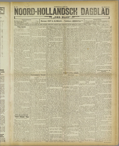 Ons Blad : katholiek nieuwsblad voor N-H 1921-06-16