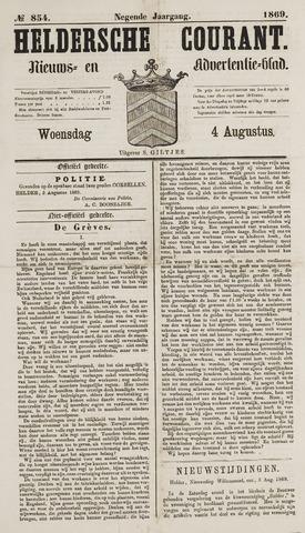 Heldersche Courant 1869-08-04