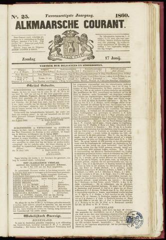 Alkmaarsche Courant 1860-06-17