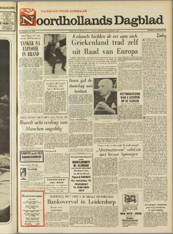 Noordhollands Dagblad : dagblad voor Alkmaar en omgeving 1969-12-13
