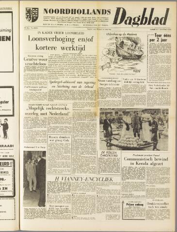 Noordhollands Dagblad : dagblad voor Alkmaar en omgeving 1959-08-01