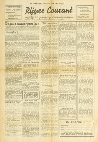 Rijper Courant 1949-01-14