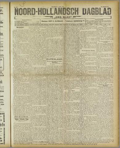 Ons Blad : katholiek nieuwsblad voor N-H 1921-06-06