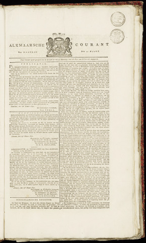 Alkmaarsche Courant 1831-03-21