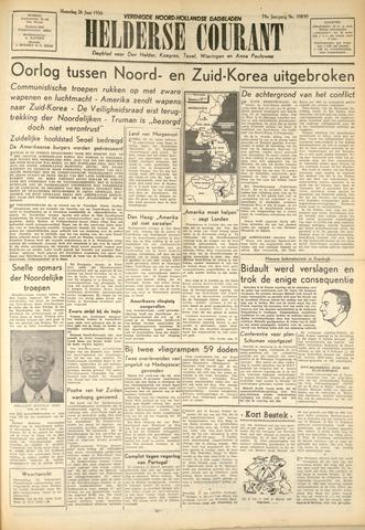 Heldersche Courant 1950-06-26