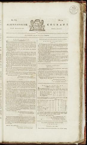 Alkmaarsche Courant 1823-06-09