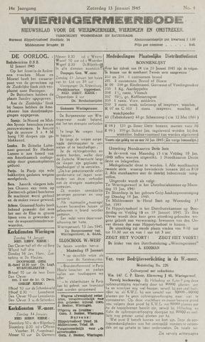 Wieringermeerbode 1945-01-13