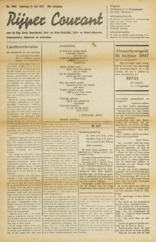 Rijper Courant 1947-07-12