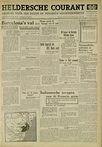 Heldersche Courant 1939-01-26